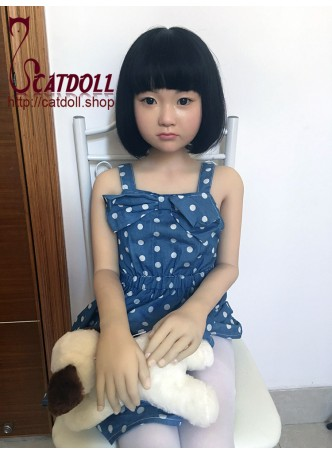 Catdoll super real cute girl Mimi with implanted real human hair
