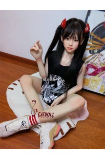 Catdoll silicone head Tami +146cm B-cup EVO with super makeup
