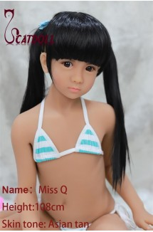 Catdoll half EVO Miss Q Asian tan,cute