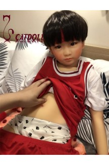 Catdoll EVO 115cm male doll Momoko with super makeup