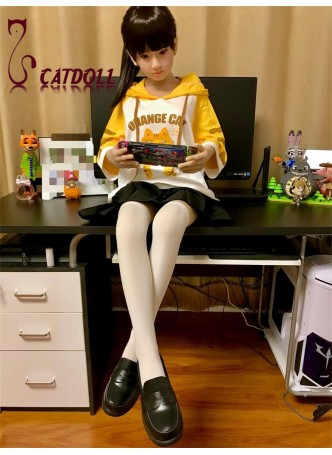 Catdoll Miho super real makeup EVO,136cm Japanese small breast doll
