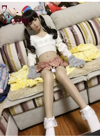 Catdoll Mila super real makeup EVO,136cm Japanese small breast doll