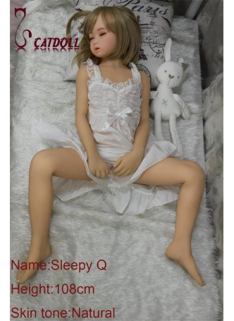 Catdoll half EVO Sleepy Q,108cm cute