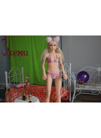 Catdoll Sasha 146cm B-cup EVO with super makeup