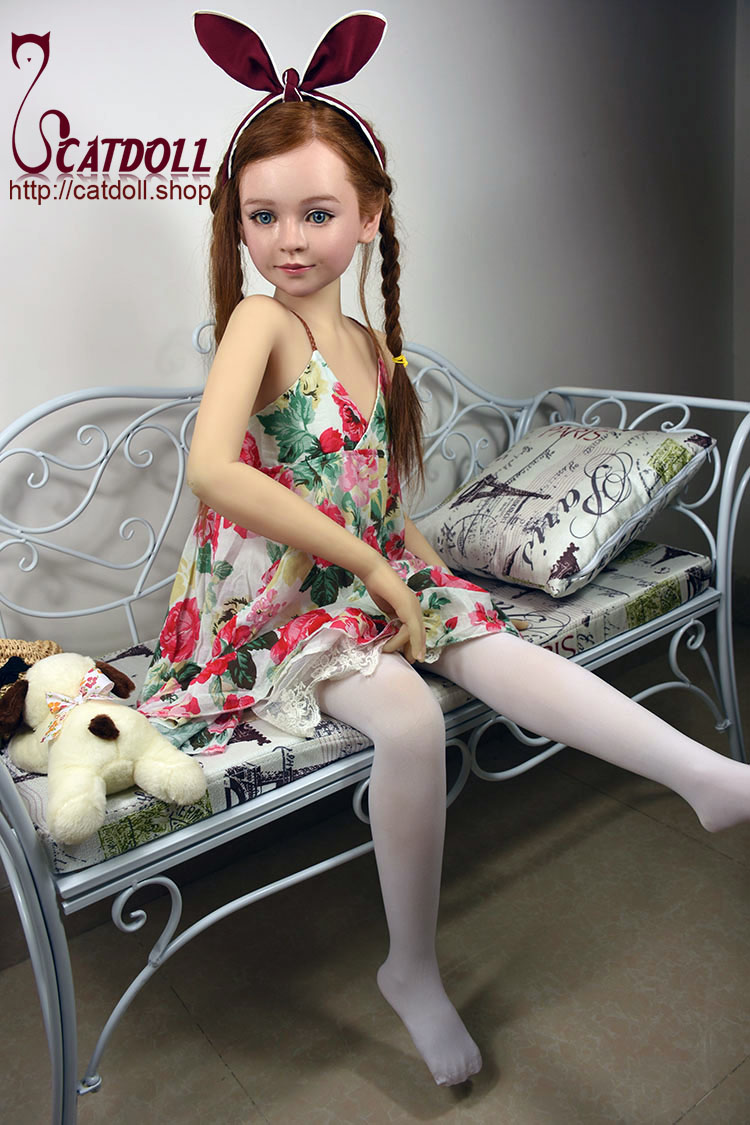 Catdoll Super Real American Girl Rosie With Implanted -3145