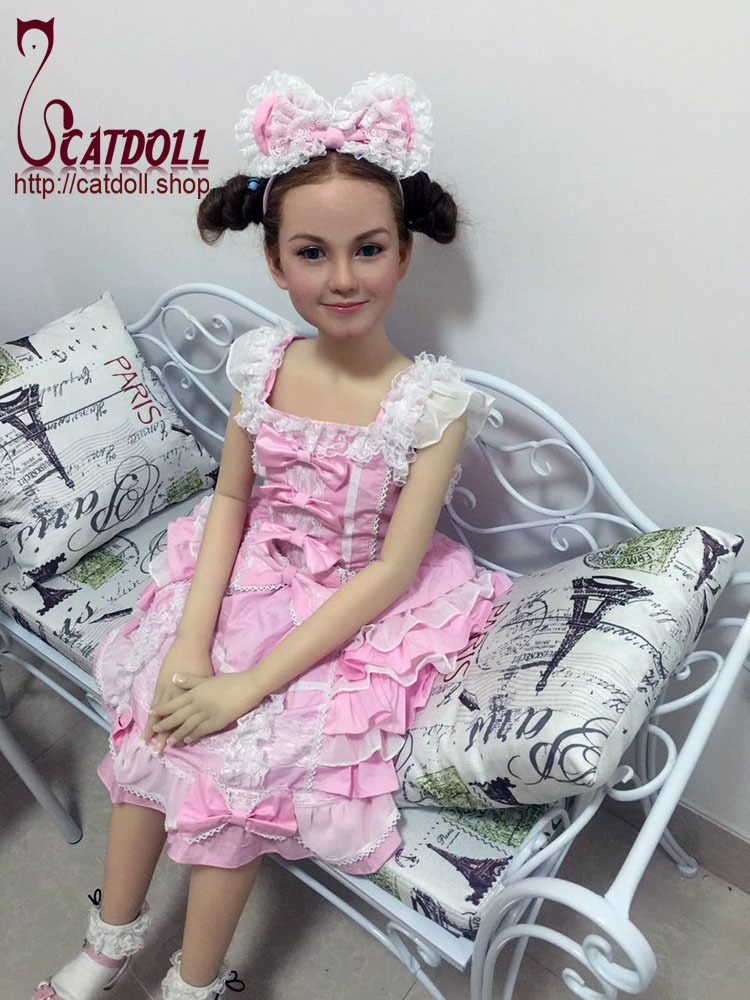 Catdoll super real Germany candy girl Alisa,realistic